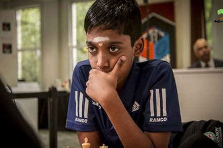 At 12 yrs 10 mths, Chennai boy is world's 2nd-youngest Grandmaster